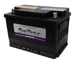 Delkor Start Stop AGM Batteries Osborne Park Stirling Area Preview