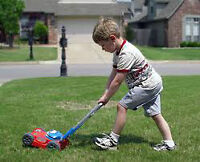 Lawn Care and Garden Clean Ups - Neighbourhood Kid Prices!