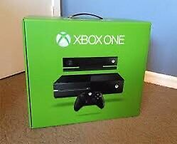 Xbox One Console w/ Kinect & 7 Games