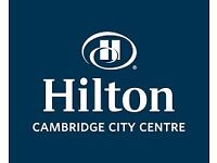 Commis Chef - Hilton Cambridge City Centre