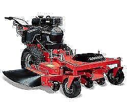 BRAND NEW Gravely QXT Commercial Walk Behind Tractor