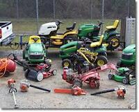 Outdoor Power Equipment Service And Repairs $ 65.00 Hr