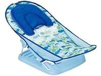Baby bath seat from mothercare