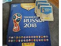 World Cup Stickers - Swaps