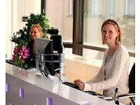Receptionist Required - Mancester City Centre - Immediate Starts Available.
