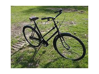 Vintage BSA Single Speed Medium Ladies Bike in Full Working Order