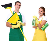 Janitorial work available in Acheson area asap.  Evening cleaner