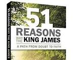 51 reasons why the KING JAMES (versterk uw geloof)