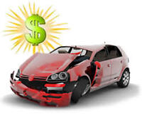 SCRAP CAR VAN JEEP TOP CASH ANY WHERE ONTARIO UP TO $5000