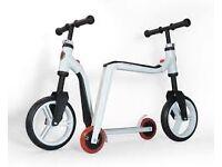 Scoot & Ride Highwaybaby 2-in-1 Scooter & Balance Bike