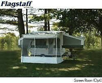 Screen-room for 8' roof - Flagstaff Camper Brand new