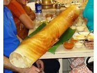 Sai caterers - Live station for Dosa,appam & Vada