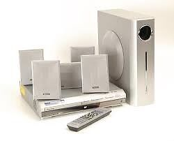 Pioneer 5:1 Cinema Surround Sound System for TV etc