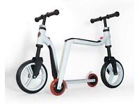 Scoot & Ride Highwaybaby 2-in-1 Scooter & Balance Bike