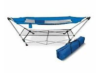 New portable hammock (Christmas present idea)