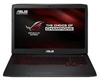 Asus ROG G751 gaming laptop