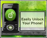 Unlock codes for samsung, htc, lg, blackberry, Iphone, moto,etc.