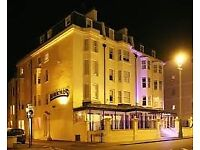 4 Nights Double Room Ensuite B&B Stay at Legends Hotel Brighton worth £485.00