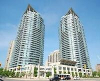 1 Bed/1 Bath Condo in the heart of Mississauga. Close to