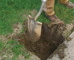 Hole Digging Labourer and Manual Earth Moving Available Tomorrow Surry Hills Inner Sydney Preview
