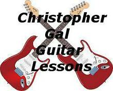 Christopher's Guitar Lessons North Wollongong Wollongong Area Preview