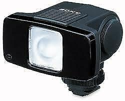 Flash Sony Model HVL-IRH Video IR Camcorder Light Source 7.2V, 3.7W NightShot Infrared Handycam