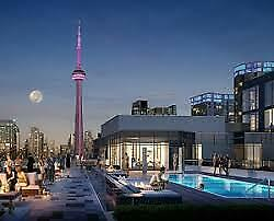 1 BED + DEN BRAND NEW CONDO FOR RENT @ TORONTO | FRONT STREET W