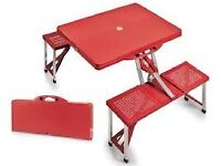 Camping table & seats