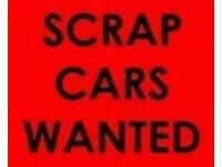 07923806036 WANTED CARS JEEPS VANS SCRAP MY CARS NON RUNNERS SELL YOUR CAR SPARES REPAIR CASH 1 HOUR