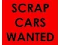 🚗scrap cars wanted🚗