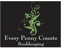 Experienced Bookkeeper