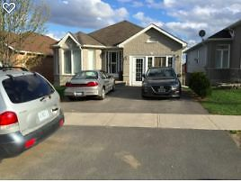 Rooms for rent (3) in Peterborough FULLY RENOVATED!!! 1,250sqf