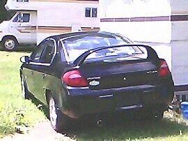 2004 Chrysler Neon srx Sedan