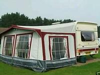Caravan 1991 jubilee viceroy twin axle 5 berth