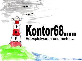 Kontor68-Holzspielwaren und mehr