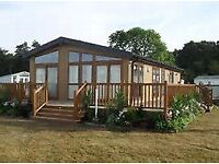 Pre-loved Pemberton Rivendale award winning holiday lodge for sale in very good condition