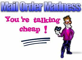 Mail Order Madness