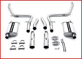 Magnaflow Syst. Cat-Back Mustang 99-04 COBRA (15644)