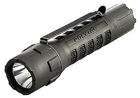STREAMLIGHT 88850 - PolyTac LED with Lithium Batteries - Black