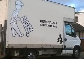 Man with van, all tasks welcome, experienced and fully insured