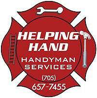 PETERBOROUGH HELPING HAND HANDYMAN SERVICES 705-657-7455 Peterborough Peterborough Area image 1