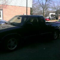 Reduced price1999 Chevrolet S-10 Pickup Truck