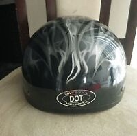 Harley-Davidson Styled ......... TWO ....... Motorcycle HELMETs