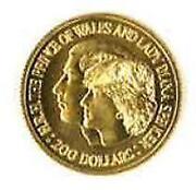$200 Gold Coin