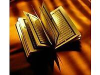Experienced Male and Female Qur'aan and Tajweed Teachers