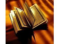 Quran With Tajweed For ADULTS Weekdays 9am-3pm