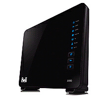 Bell Home Hub 2000 DSL Modem Router AC Wifi