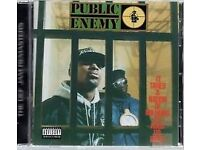Public Enemy- It Takes A Nation Of Millions To Hold Us Back- *CD* (ORIGINAL)