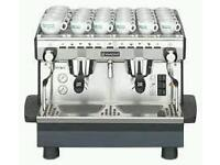 Rancilio classe 6 2 group coffee machine package