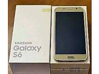 Samsung galaxy s6 32GB to all networks